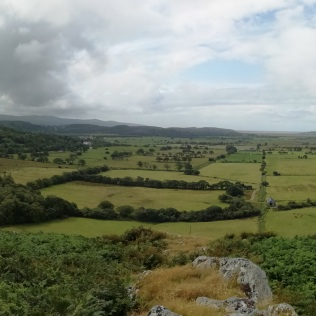 View of Traeth Mawr from the summit